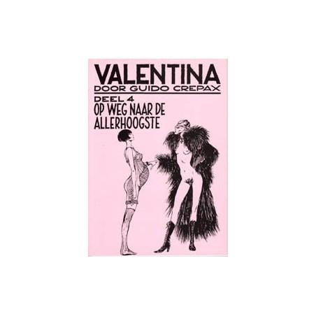 Valentina 04 Op weg naar de allerhoogste 1e druk 1986