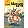 Vier (4) helden 11 De olympische rally 1e druk 1978