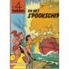 Vier (4) helden 12 Het spookschip 1e druk 1978