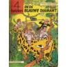 Vier (4) helden 13 De blauwe diamant 1e druk 1979
