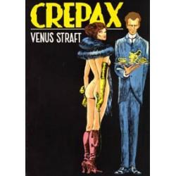 Zwarte reeks 008 Venus straft 1e druk 1985