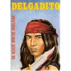 Delgadito set HC<br>deel 1 t/m 4<br>1e drukken 1981-1984