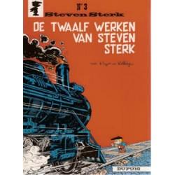 Steven Sterk<br>03 - Twaalf werken van Steven Sterk<br>herdruk