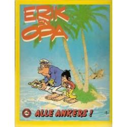 Erik en Opa 01 Alle Ankers! 1e druk 1981