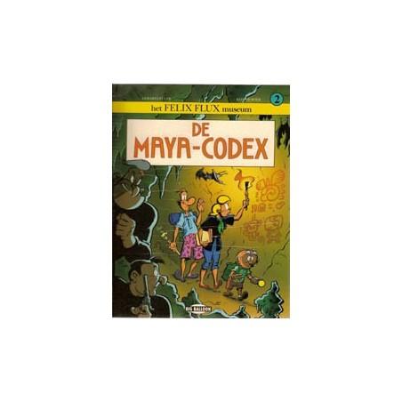 Felix Flux museum 02 De Maya-codex 1e druk 1992