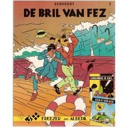 Freezer en Albedil 02<br>De bril van Fez<br>1e druk 1992