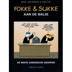 Fokke & Sukke HC Aan de balie De beste juridische grappen