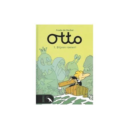 Otto 01 HC<br>Blijven roeien!