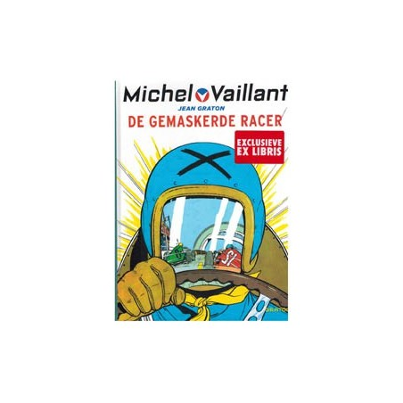 Michel Vaillant  HC 02 De gemaskerde racer