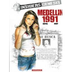 Insiders Genesis 01 Medelin 1991