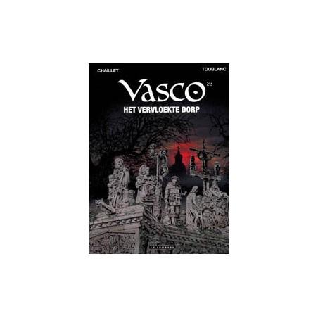 Vasco  23 Het vervloekte dorp