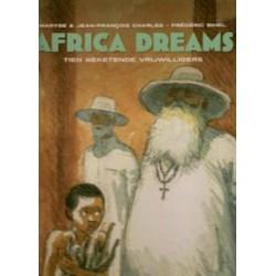 Africa Dreams 02 HC<br>Tien getekende vrijwilligers