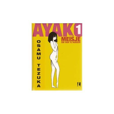 Ayako set HC deel 1 t/m 3
