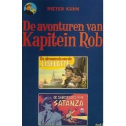 Kapitein Rob 29 - Droomreis van de Liselotte / Saboteurs van Sat