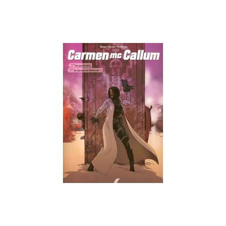 Carmen McCallum  07 De oproer van Baikonoer
