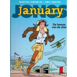 January Jones HC 05<br>De horens van de stier