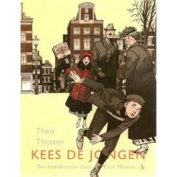 Matena<br>Kees de Jongen<br>beeldroman naar Theo Thijssen