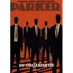 Parker 02<br>De organisatie
