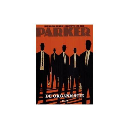 Parker 02 De organisatie 1e druk 2012