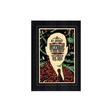 H.P. Lovecraft Het onzienbare en andere verhalen HC herdruk 2013