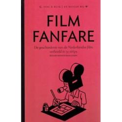 Film fanfare HC<br>Geschiedenis van de Nederlandse film in strip