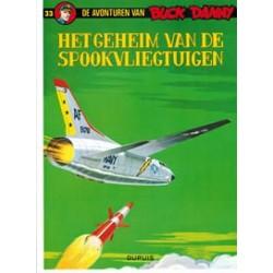 Buck Danny 33 Het geheim van de spookvliegtuigen