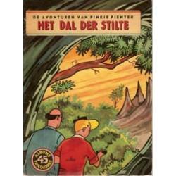 Pinkie Pienter B45 Het dal der stilte 1e druk 1961