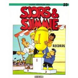 Sjors & Sjimmie 23 Records 1e druk 1991
