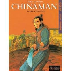 Chinaman set<br>deel 1 t/m 9<br>1e - & herdrukken 2002-2007