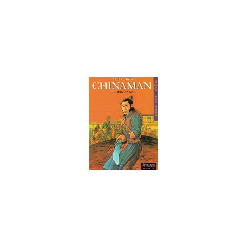 Chinaman  set deel 1 t/m 9 1e - & herdrukken 2002-2007