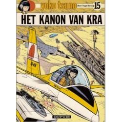Yoko Tsuno 15<br>Het kanon van Kra