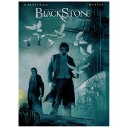 Blackstone 01 HC<br>De magiers