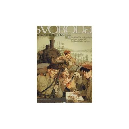 Svoboda! 01 HC Rusland, 1914-1920 Praag – Tcheliabinsk
