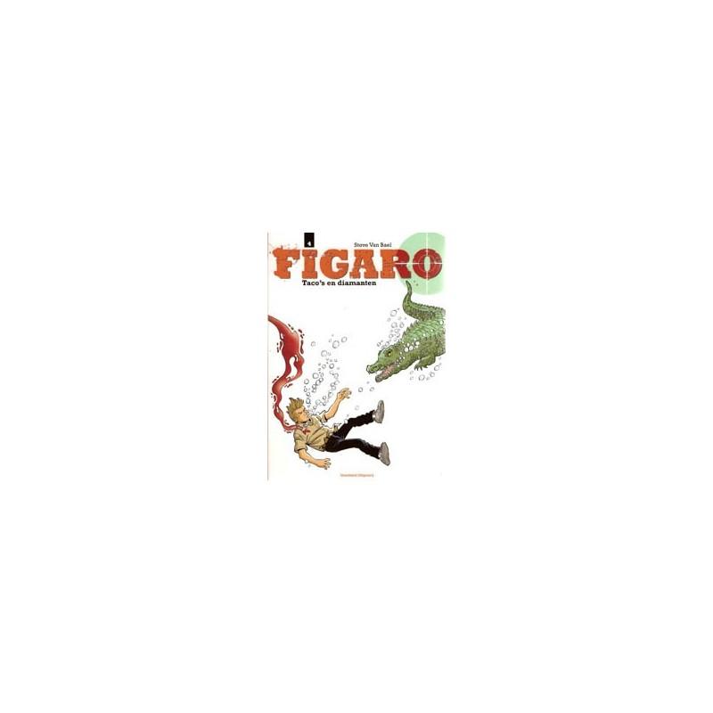Figaro 04 Taco's en diamanten 1e druk 2009
