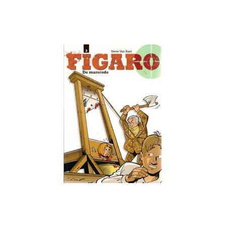 Figaro 03 De marscode 1e druk 2009