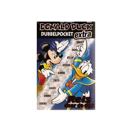 Donald Duck  Dubbel pocket extra 04 Reis door de tijd