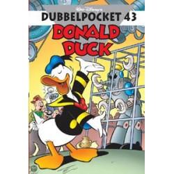 Donald Duck Dubbelpocket 43<br>De primeur van de eeuw