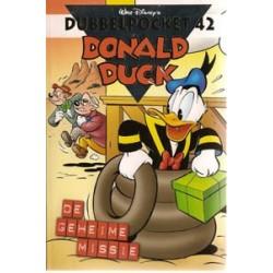Donald Duck Dubbelpocket 42<br>De geheime missie