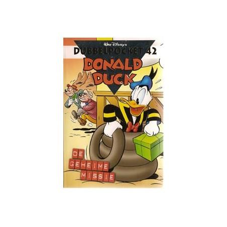 Donald Duck  Dubbel pocket 42 De geheime missie