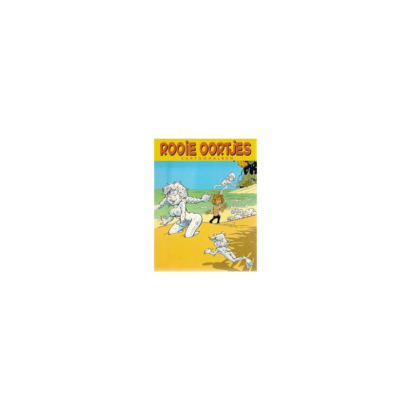 Rooie oortjes  cartoonalbum 33