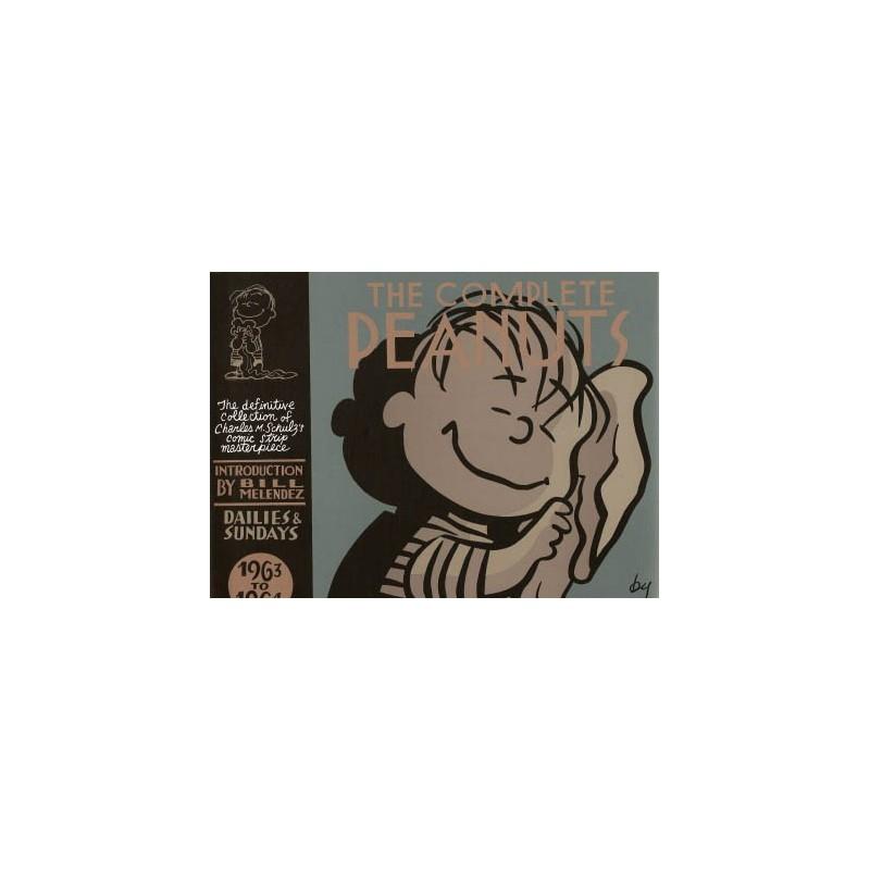 Complete Peanuts 07 - 1963-1964 HC