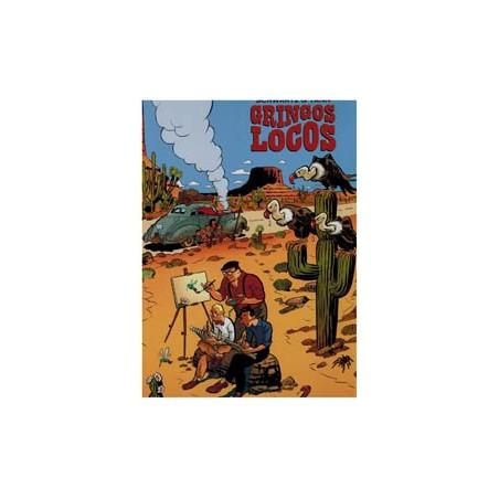 Gringos locos Jije, Morris & Franquin in de USA