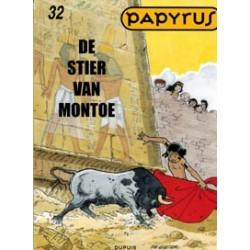 Papyrus 32 De stier van Montoe