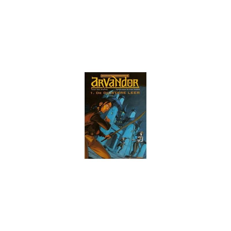 Collectie Buitengewesten 14 Arvandor 01 De duistere leer