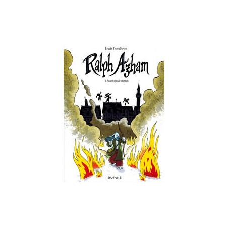 Ralph Azham 03<br>Zwart zijn de sterren