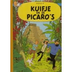 Kuifje<br>SC De Picaro's<br>1e druk, 1e vertaling 1976