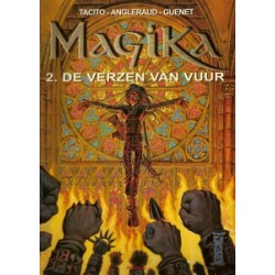 Magika 02<br>De verzen van vuur