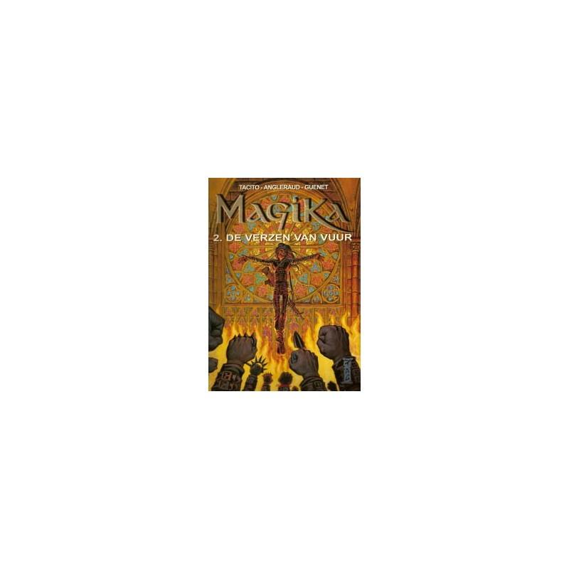 Magika 02 De verzen van vuur