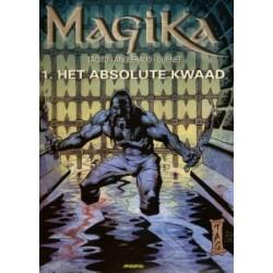 Magika 01<br>Het absolute kwaad