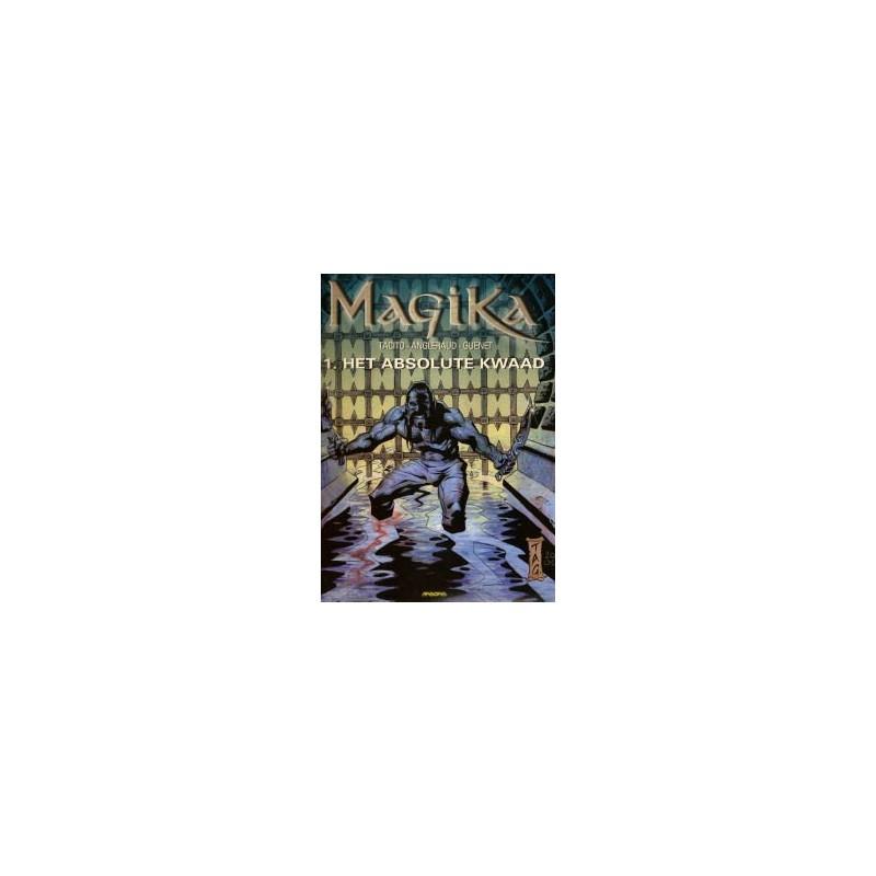 Magika 01 Het absolute kwaad